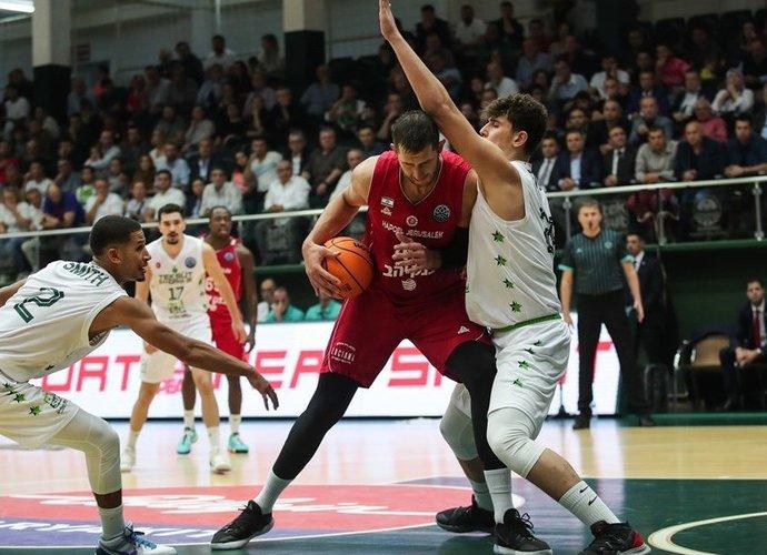 M.Kupšas žaidė mažai (FIBA nuotr.)