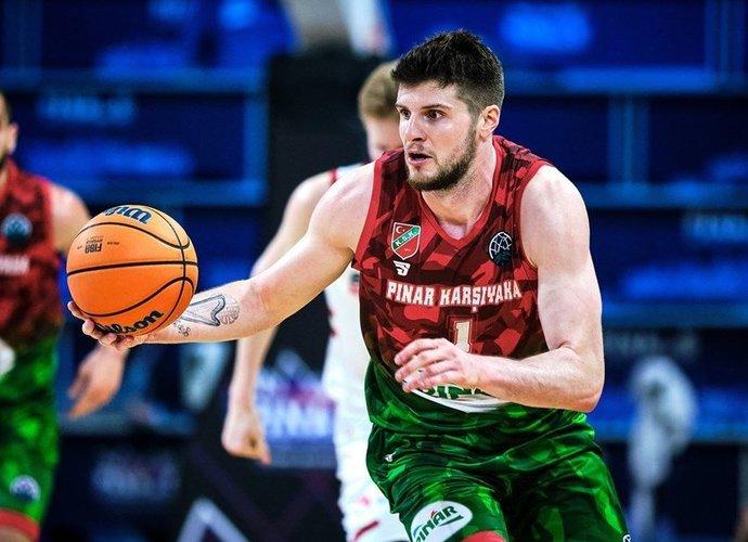 M.Birsenas vėl žais Eurolygoje (FIBA Europe nuotr.)