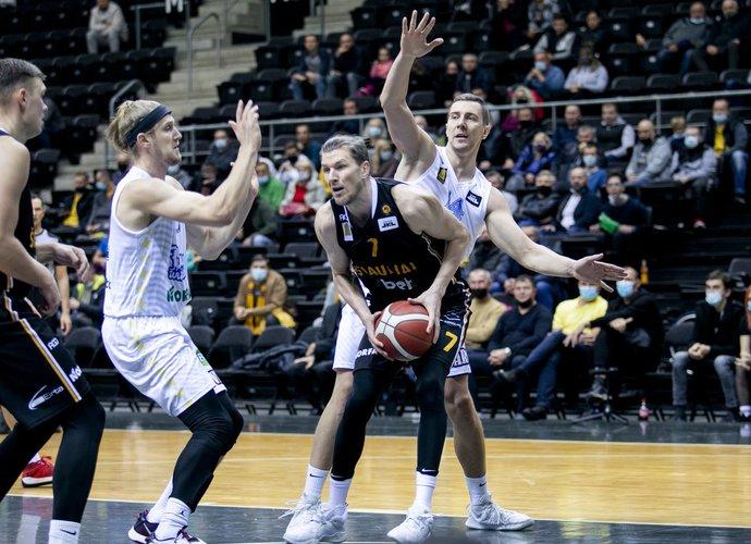 A.Urbutis surinko 20 taškų (BNS nuotr.)
