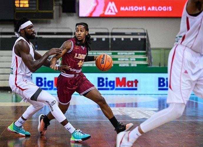 K.Smithas sustiprino Vilniaus klubą (FIBA nuotr.)