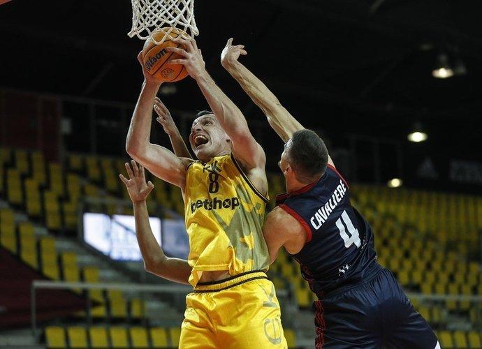 J.Mačiulis keičia klubą (FIBA Europe nuotr.)