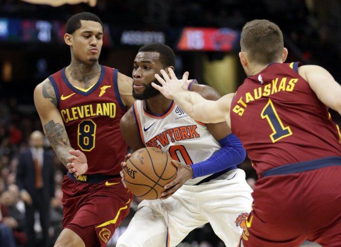 """K.Allenas ir vėl netapo """"Knicks"""" didvyriu (Scanpix nuotr.)"""