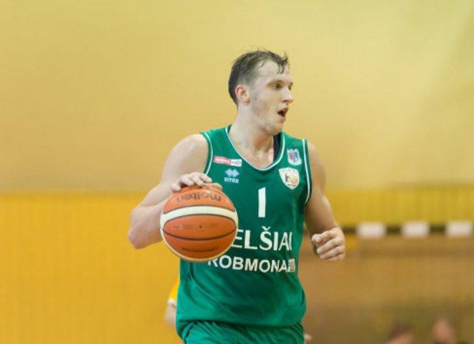 O.Kaminskis sužaidė puikias rungtynes (Dainiaus Lukštos, NKL nuotr.)