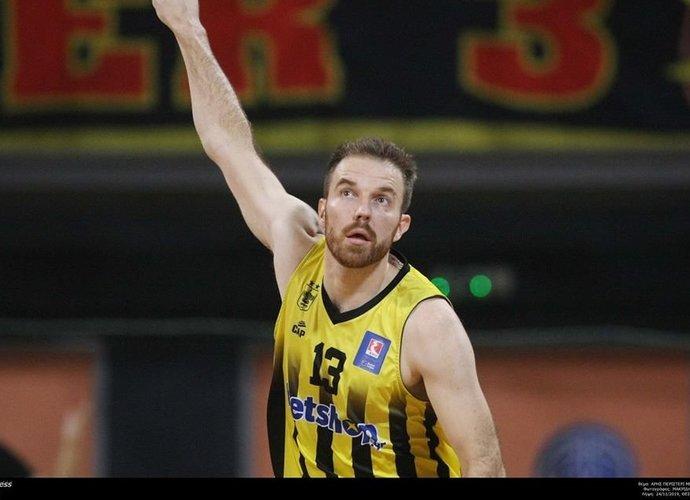 M.Gecevičius pelnė 13 taškų