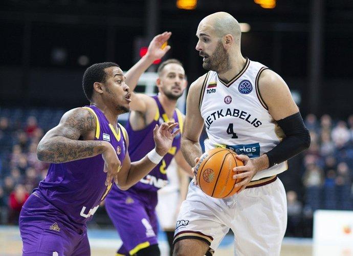 Ž.Šakičius vėl buvo komandos lyderis (FIBA Europe nuotr.)