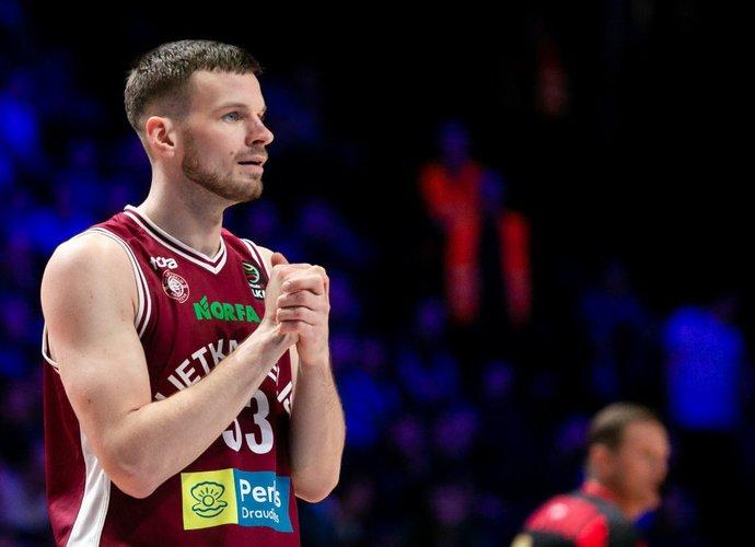 T.Dimša šiame sezone parodė puikų žaidimą (BNS nuotr.)