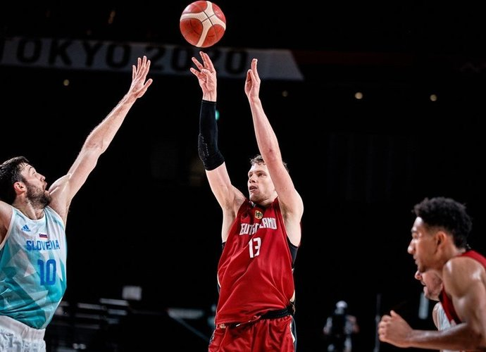M.Wagneris lieka Orlande (FIBA nuotr.)