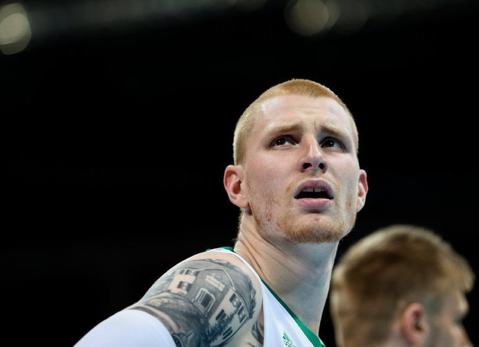 A.White'as tapo pusfinalio etapo MVP (Josvydas Elinskas, Fotodiena.lt)