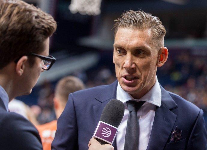 D.Šalenga pradeda trenerio karjerą (BNS nuotr.)
