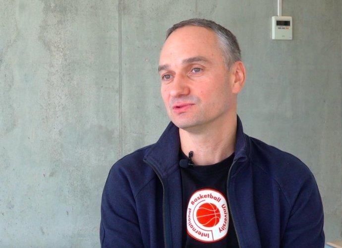 M.Balčiūnas komentavo situaciją krepšinyje