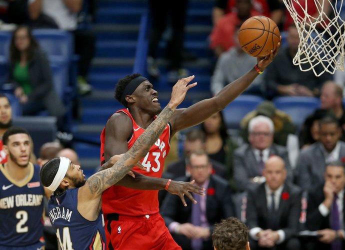 P.Siakamas tampa NBA žvaigžde (Scanpix nuotr.)