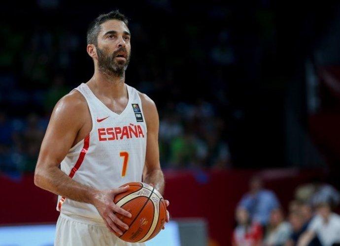 J.C.Navarro atsisveikino tik su rinktine, bet krepšinio nepaliks (Matas Baranauskas, Fotodiena.lt)