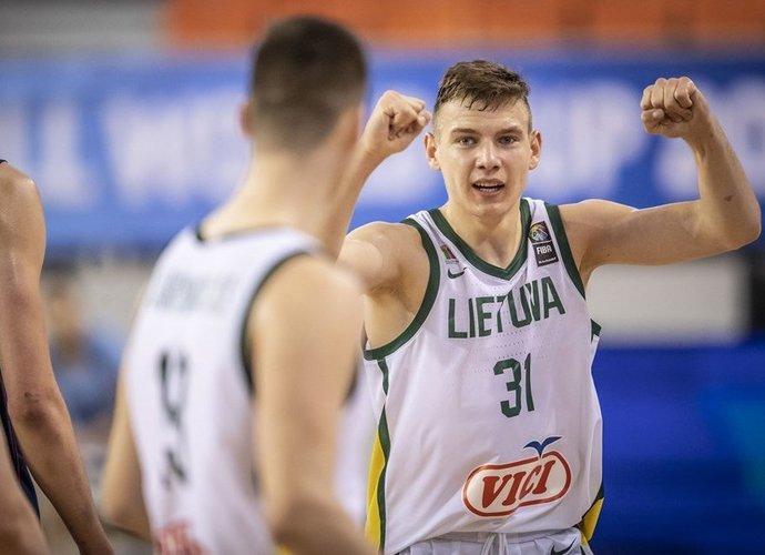R.Jokubaitis ir kompanija nežais pirmenybėse Klaipėdoje (FIBA nuotr.)