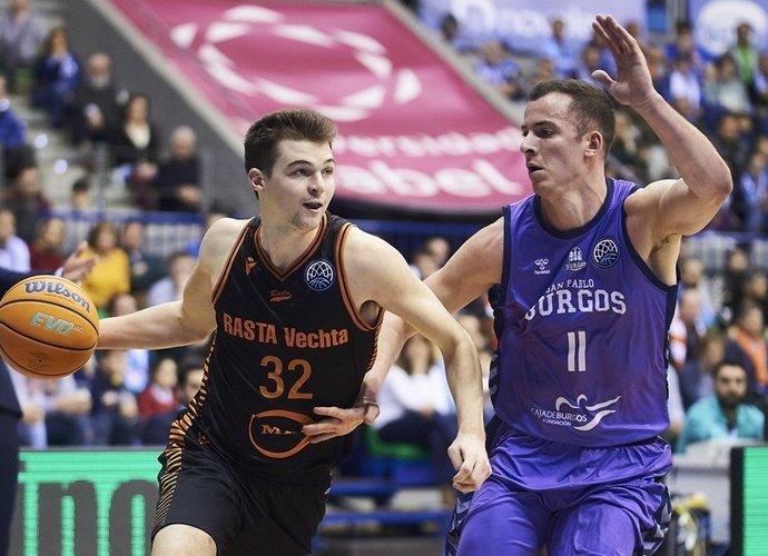 S.Vasturia šiame sezone nebežais (FIBA Europe nuotr.)