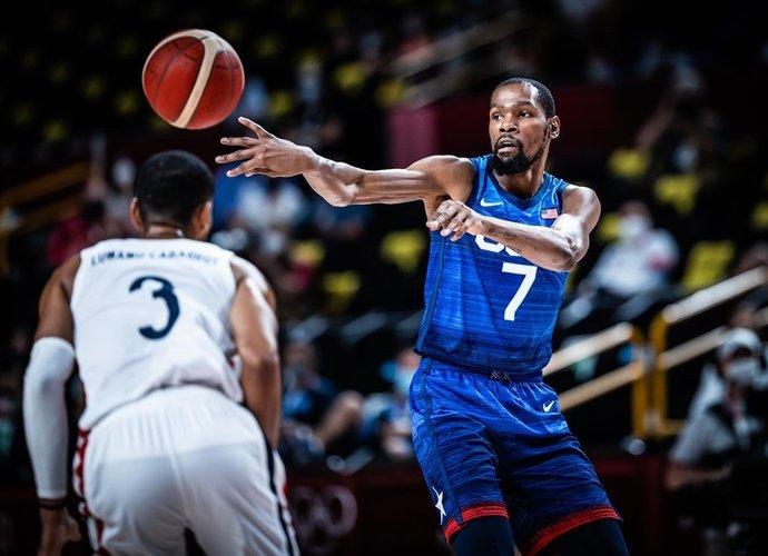 K.Duranto gynyba bus vienas svarbiausių prancūzų iššūkių (FIBA nuotr.)