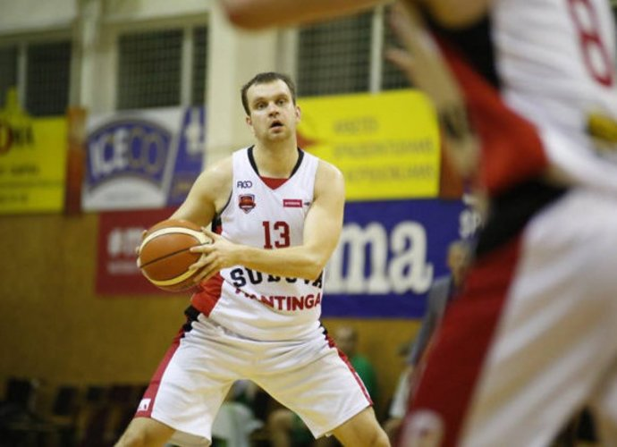 Marijampoliečiai iškovojo dešimtą pergalę (NKL nuotr.)