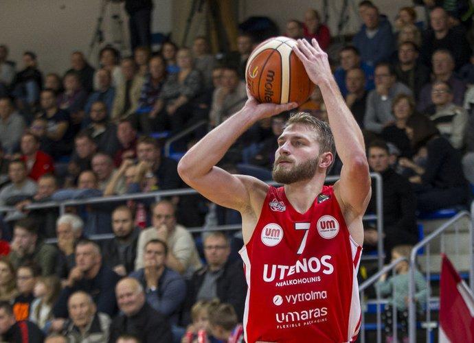 G.Radzevičius sužaidė karjeros mačą (BNS nuotr.)