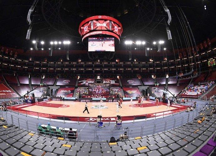 Kinijos arena (Organizatorių nuotr.)