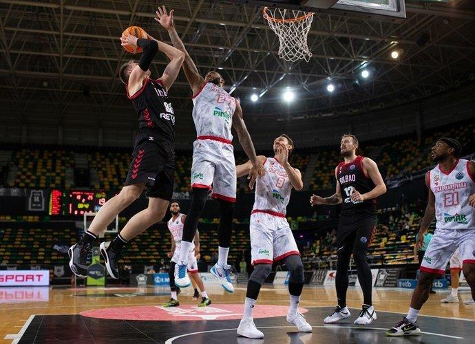 A.Kulboka prastai atakavo iš tolimos distancijos (FIBA Europe nuotr.)