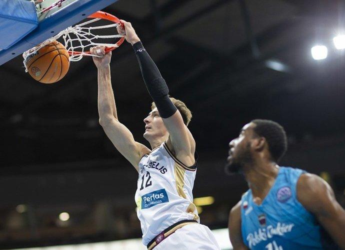G.Maldūnas kalbėjo apie savo žaidimą ir komandos aktualijas (FIBA Europe nuotr.)