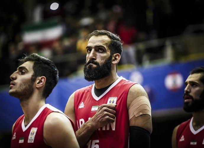 H.Haddadi trauks Iraną į priekį (FIBA nuotr.)
