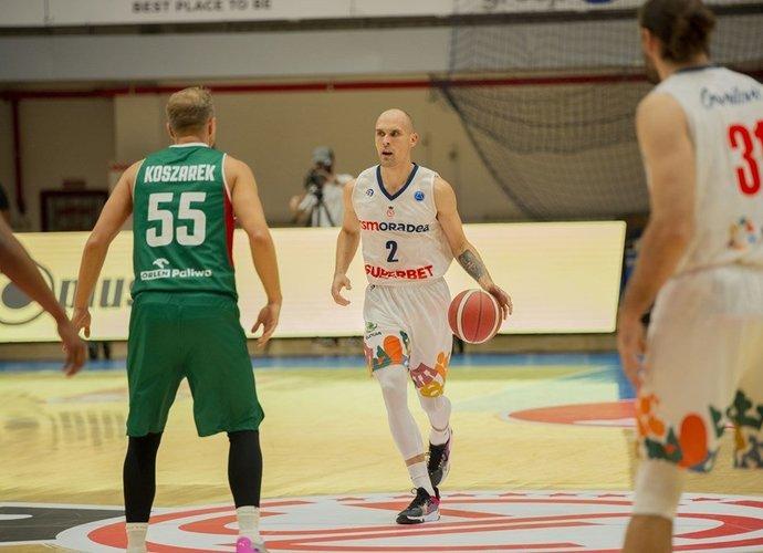 D.Bičkauskis ėmėsi lyderio vaidmens (FIBA nuotr.)