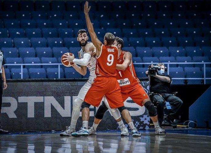 T.Shengelia padėjo komanda svarbiose kovose (FIBA Europe nuotr.)