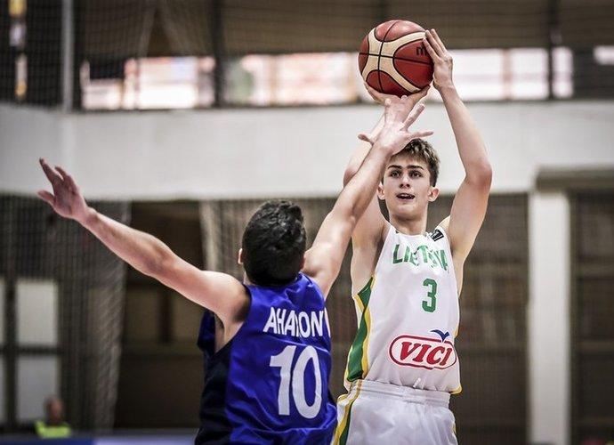 A.Marčiulionis sulaukė klausimų apie savo tėtį (FIBA Europe nuotr.)