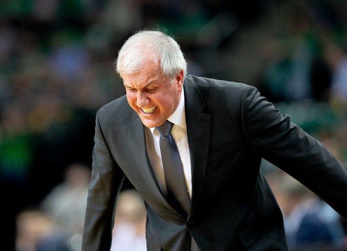 Ž.Obradovičius norėtų daugiau europiečių matyti NBA komandose (BNS nuotr.)