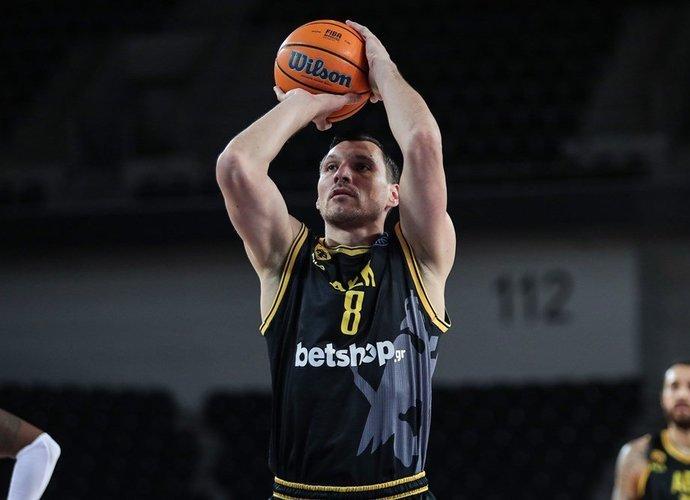 J.Mačiulis pasiekė bronzą (FIBA Europe nuotr.)