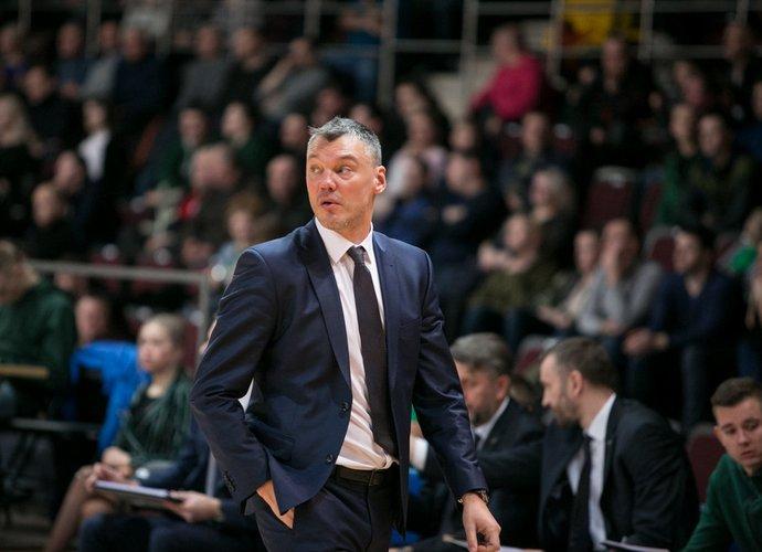 Š.Jasikevičius domina NBA klubą (BNS nuotr.)
