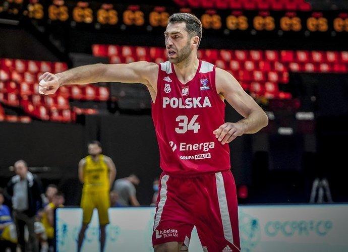 A.Hrycaniukas pelnė 4 taškus (FIBA Europe nuotr.)
