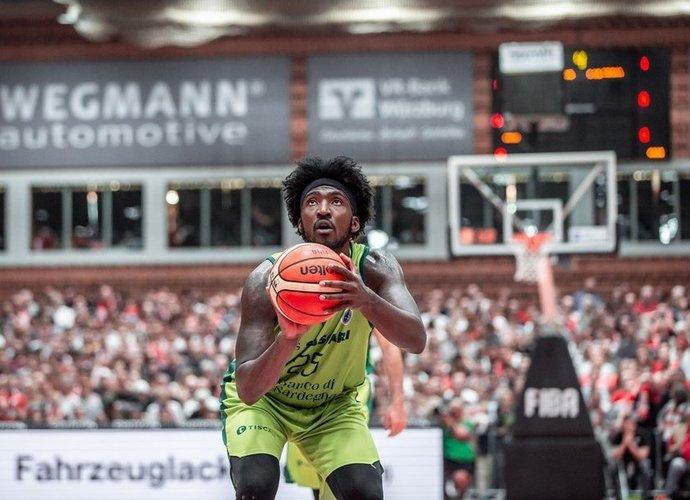 """""""Partizan"""" tiki R.Thomaso nekaltumu (FIBA Europe nuotr.)"""
