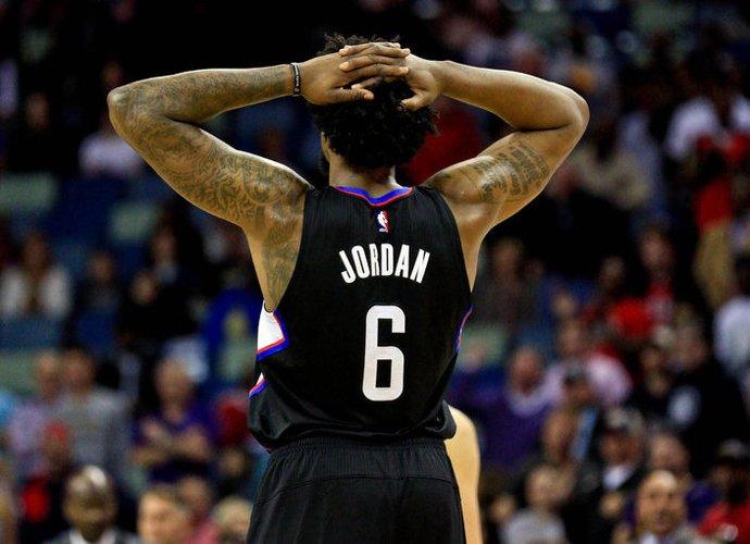 D.Jordanas yra vienas blogiausių NBA baudų metikų (Scanpix nuotr.)