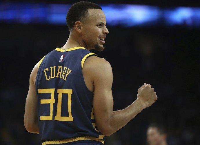 S.Curry pelnė 20 taškų (Scanpix nuotr.)