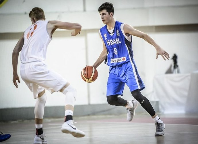 D.Avdija sužavėjo specialistus (FIBA Europe nuotr.)