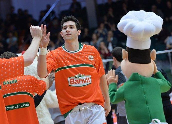 A.Caloiaro gali keltis į Tel Avivą (FIBA Europe nuotr.)