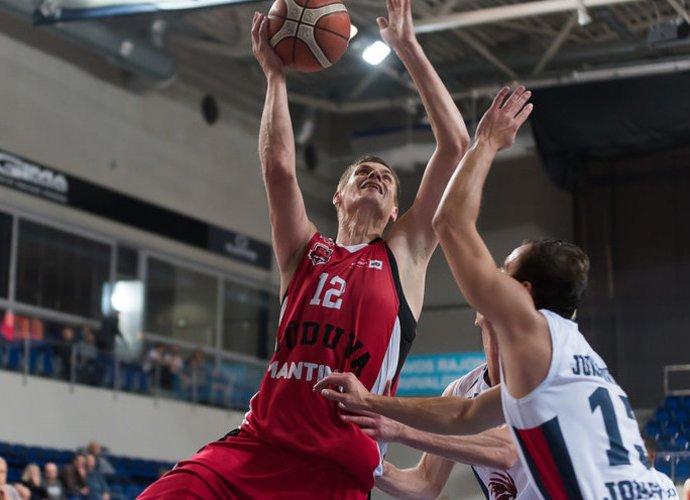 E.Jezukevičius pelnė 20 taškų (Dainius Lukšta, NKL)