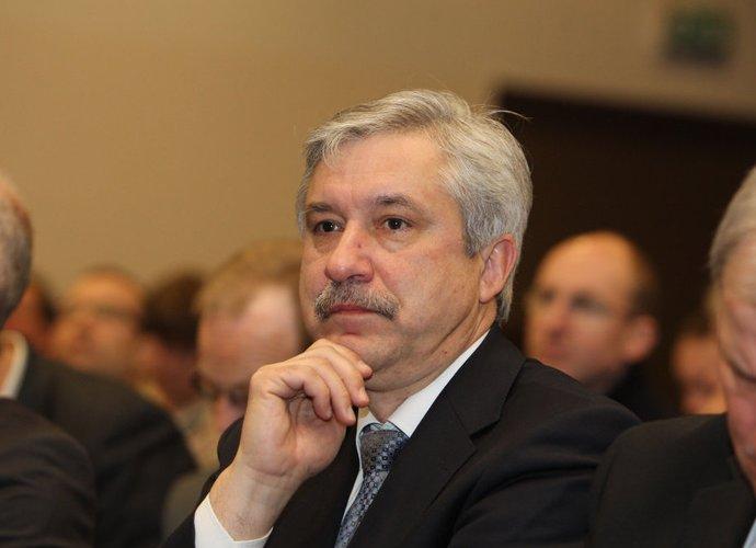K.Pilipauskas darbuosis techninėje komisijoje (BNS nuotr.)