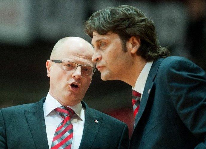 A.Gronskis ir M.Nicola šiemet jau spėjo pabūti vyr. trenerio poste (Edvardas Blaževičius, Fotodiena.lt)