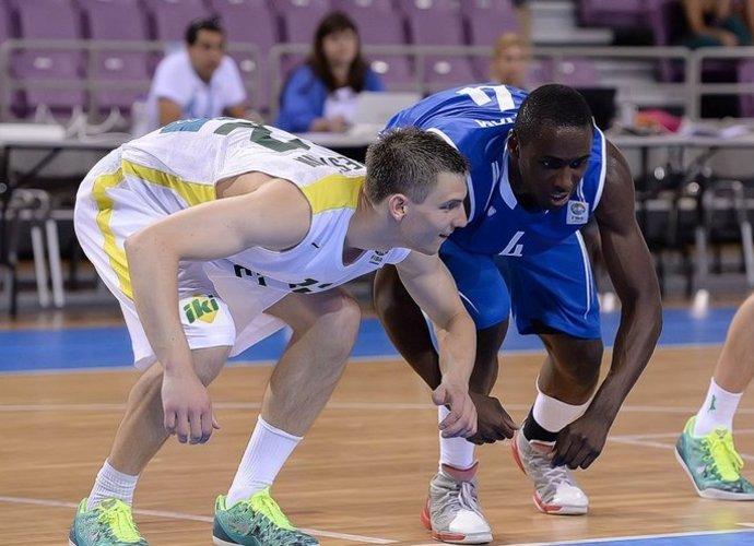 D.Krestininas atkovojo net 14 kamuolių (FIBA Europe)