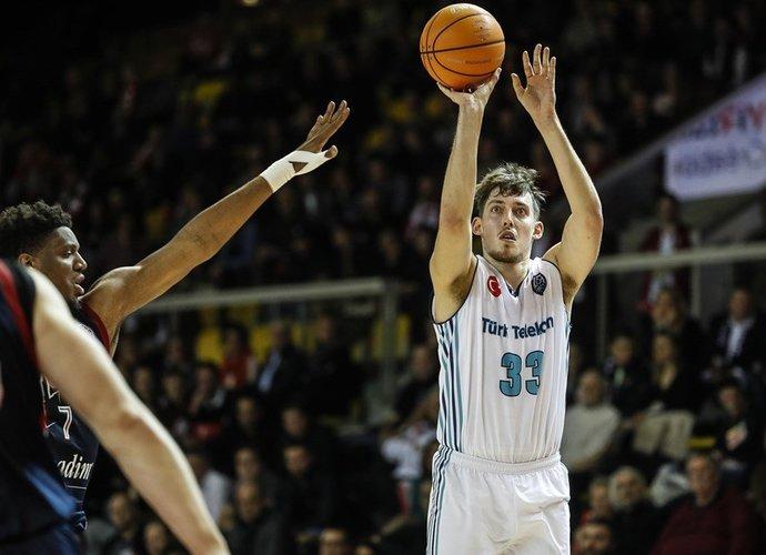 K.Wiltjeras turi bene didžiausias galimybes žaisti Eurolygoje (FIBA nuotr.)