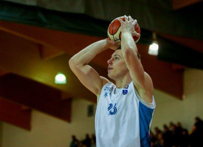 G.Vasiliauskas nori žaisti lengvuoju krašto puolėju (Dainius Lukšta, NKL)