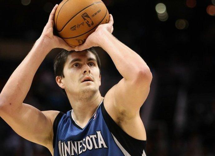D.Miličičius grįžta į krepšinį (Scanpix nuotr.)