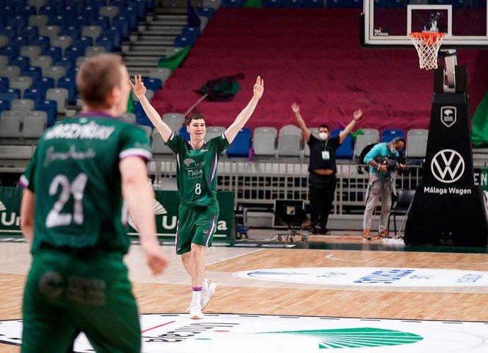 Malagos klubas keliasi į FIBA šeimą
