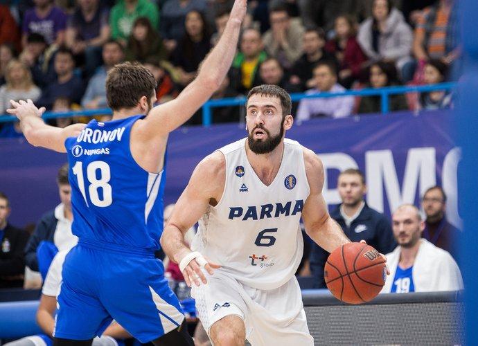 E.Žukauskas sužaidė gerą sezoną Vieningoje lygoje