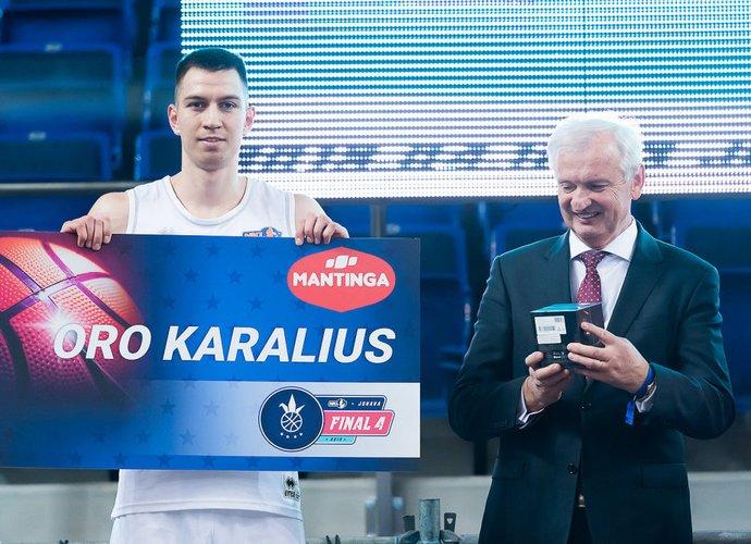 R.Pipiras laimėjo konkursą (Dainius Lukšta, NKL)
