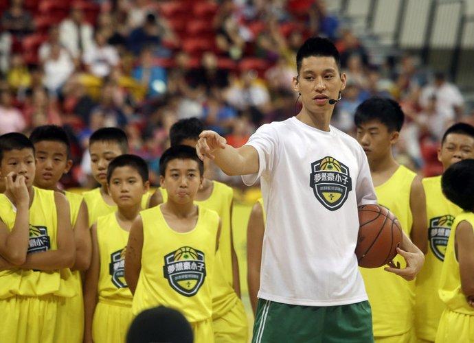 J.Linas rungtyniaus Kinijoje (Scanpix nuotr.)