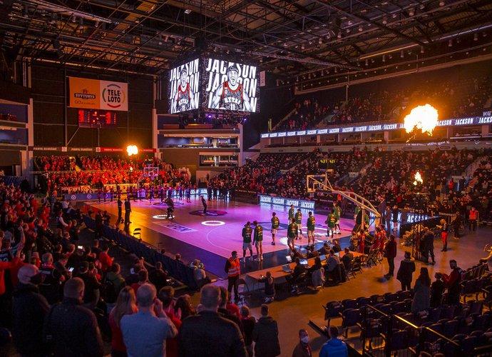 Sostinės reprezentacinė arena turės naują pavadinimą (BNS nuotr.)