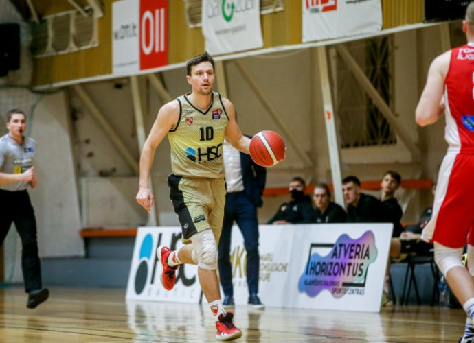 M.Ruikis išplėšė pergalę (Foto: Matas Baranauskas)